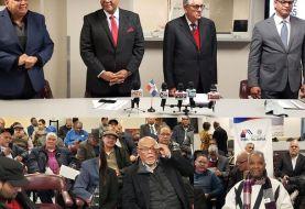 Juez JCE se reúne en NY con delegados partidos políticos RD