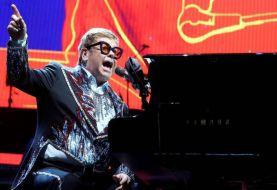 Elton John revela que padece neumonía