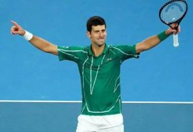 Djokovic derrota a Thiem Abierto Australia