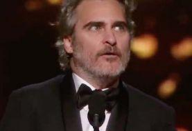 Joaquín Phoenix gana Oscar mejor actor por Joker
