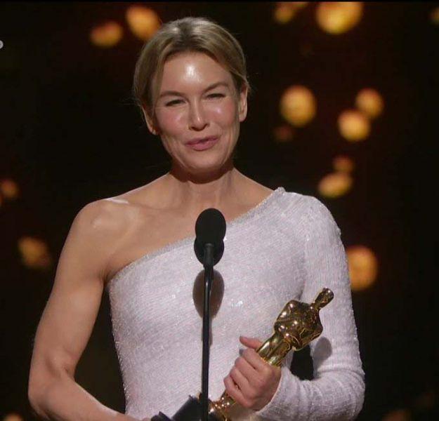 Renée Zellweger gana la mejor actriz