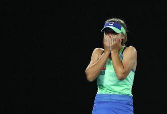 Sofía Kenin gana abierto de Australia