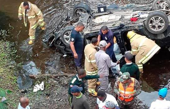 Confirman accidentados Monte Plata eran delincuentes