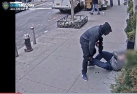 Policía NY ofrece US$2,500 para apresar agresor de envejeciente