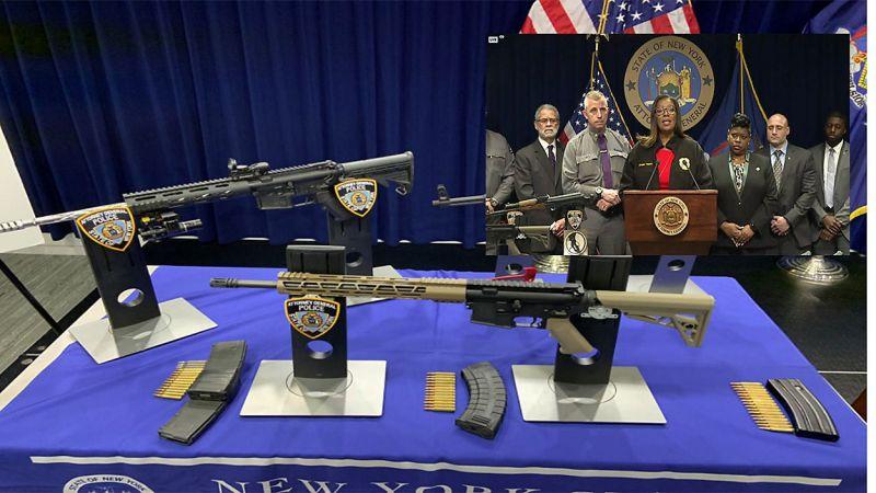Presumen son dominicanos acusados vender armas y drogas