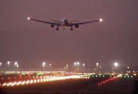 Avión Air Canada aterriza en Madrid tras presentar emergencia