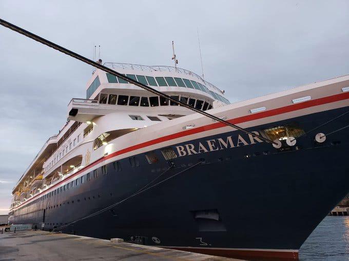RD prohíbe desembarco pasajeros crucero con posible síntomas de coronavirus