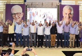 Cuestionan participación de Danilo Medina en campaña PLD