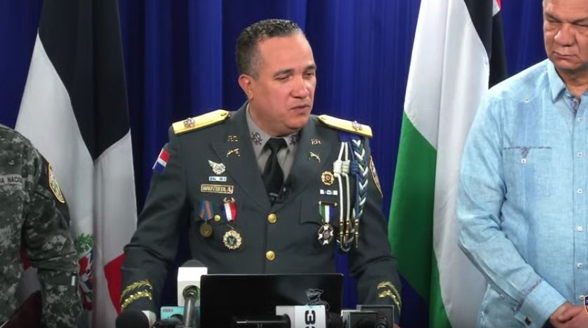 director policia nacional Ney