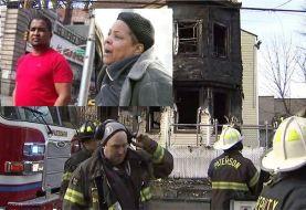 Dominicano muere luego de salvar a su esposa y su hijo durante incendio