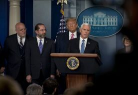 Gobierno EE.UU. lanza ofensiva contra coronavirus Covid -19