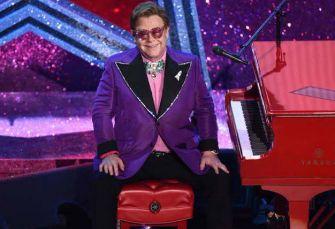 Elton John gana Oscar por la canción 'Rocketman'
