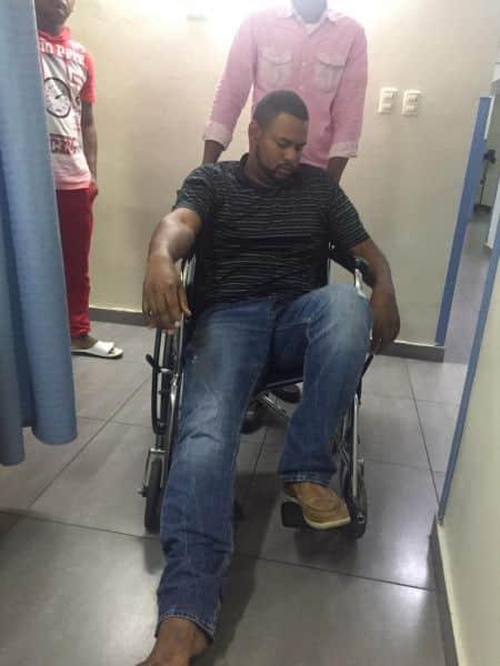PN investigará lesiones tiene empleado de Claro