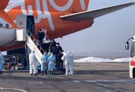 Llegan a Ucrania  estudiantes dominicanos evacuados de Wuhan