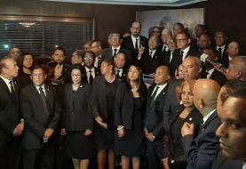 Legisladores opositores abandonaron el Congreso