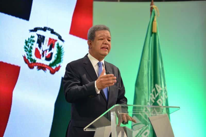 Leonel dice nunca en la historia de RD se habían suspendido elecciones