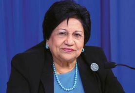 Ligia Amada pide manos duras para mejorar calidad educativa