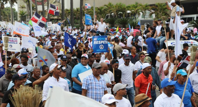 Abinader demanda cese maquinaciones contra oposición y ciudadanos