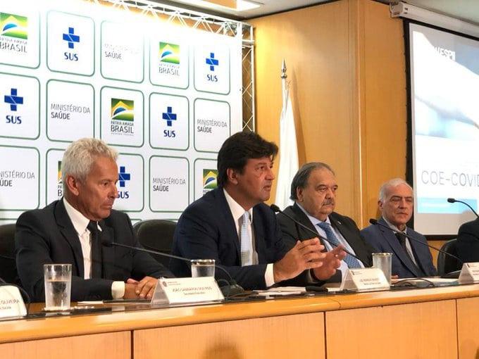 Confirman primer caso coronavirus en América Latina