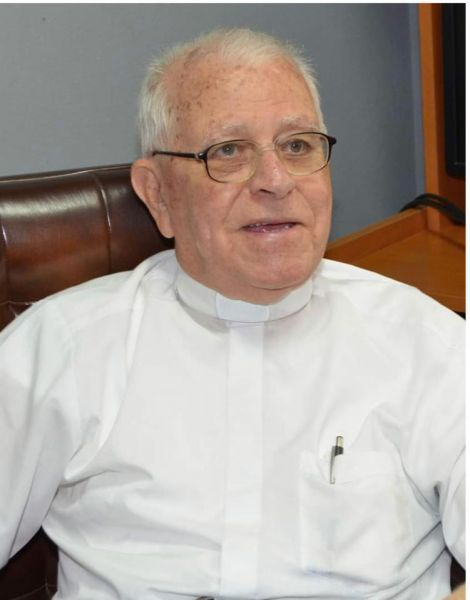 Fallece monseñor Richard Bencosme