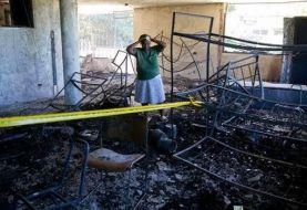 ¿Cuántos niños murieron calcinados en un orfanato de Haití?