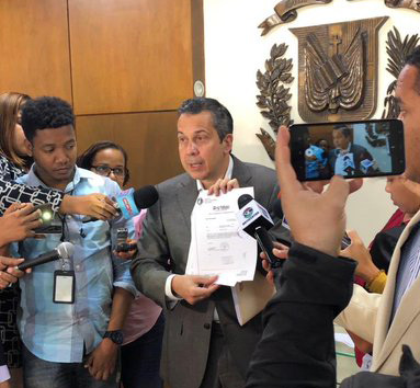 PRM exige a JCE sancionar a Iris Guaba