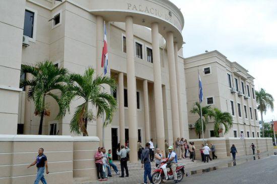 Palacio de Justicia de La Vega