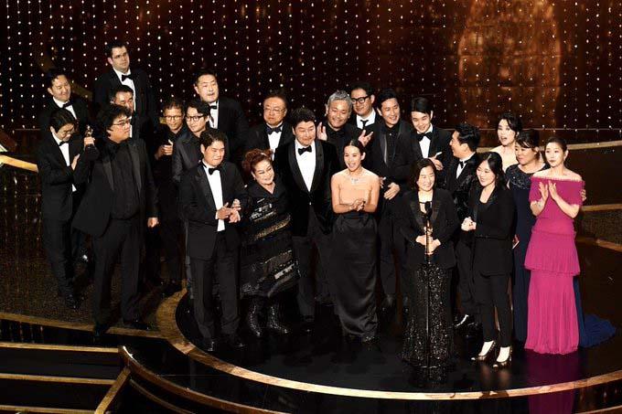'Parasite' gana el Oscar a la mejor película