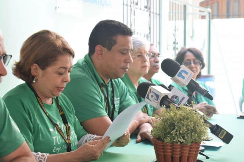 Participación Ciudadana apoya suspensión proceso electoral