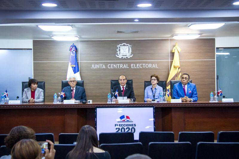 Pleno JCE aprueba Protocolo Sanitario elecciones 5 de julio