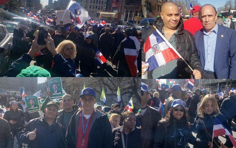 Siguen protestas en Alto Manhattan por suspensión elecciones RD
