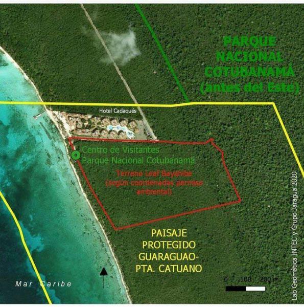 Insisten Gobierno debe impedir proyecto hotelero en área protegida