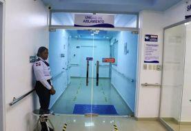 Cinco personas en observación hospital militar Ramón de Lara
