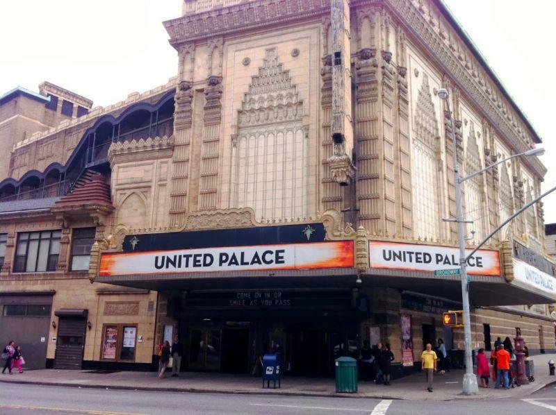United Palace cumplirá 90 años