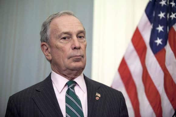 Bloomberg se retira