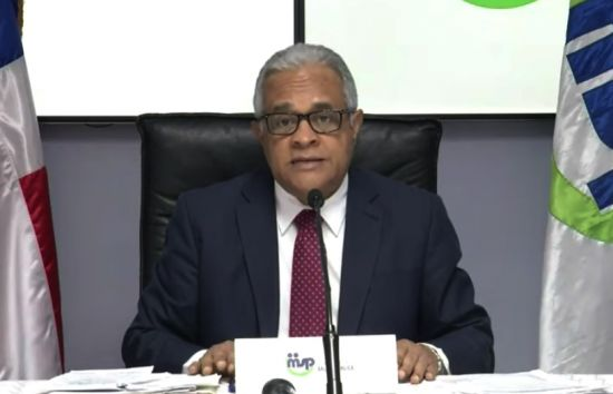 Ministro Rafael Sánchez Cardenas coronavirus