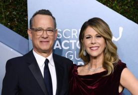 Tom Hanks y su esposa Rita Wilson anuncian tienen coronavirus