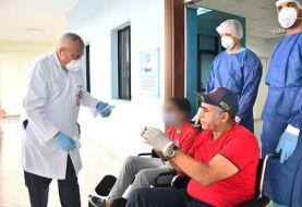 Alta médica primeros 3 pacientes recuperados de covid-19