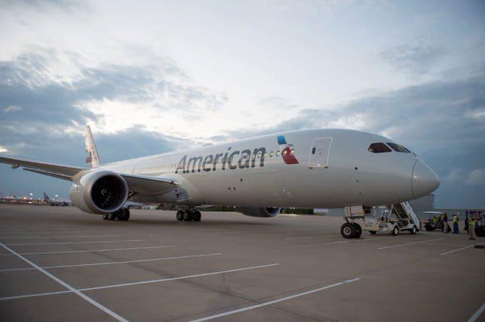 American Airlines suspenden operaciones hacia Milán