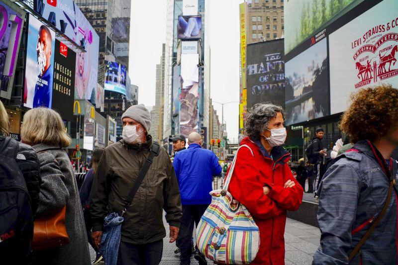 Llama a neoyorkinos prepararse antes cientos nuevos casos coronavirus