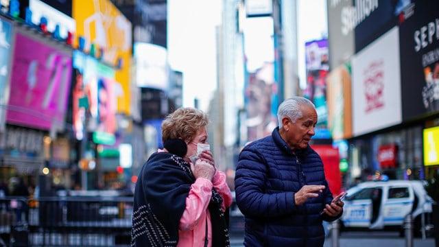 142 casos de coronavirus en Nueva York