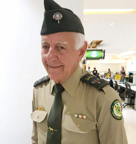Fallece el coronel Kalil Haché Malkún de coronavirus