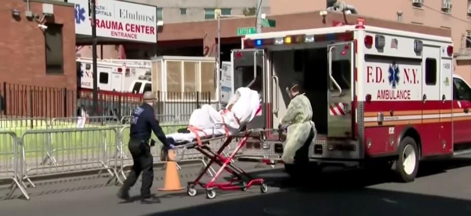 Dominicanos EE.UU. preocupados por muertes covid-19 se eleven