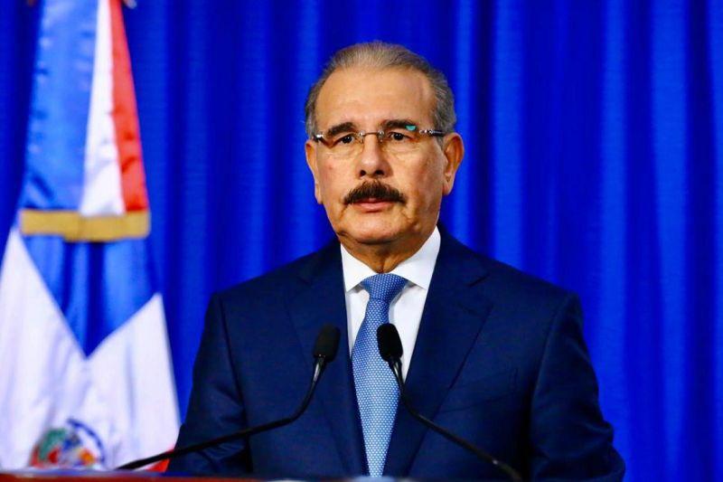 Danilo declara emergencia nacional por coronavirus