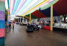 Posponen desfile cierre Carnaval de Santiago 2020