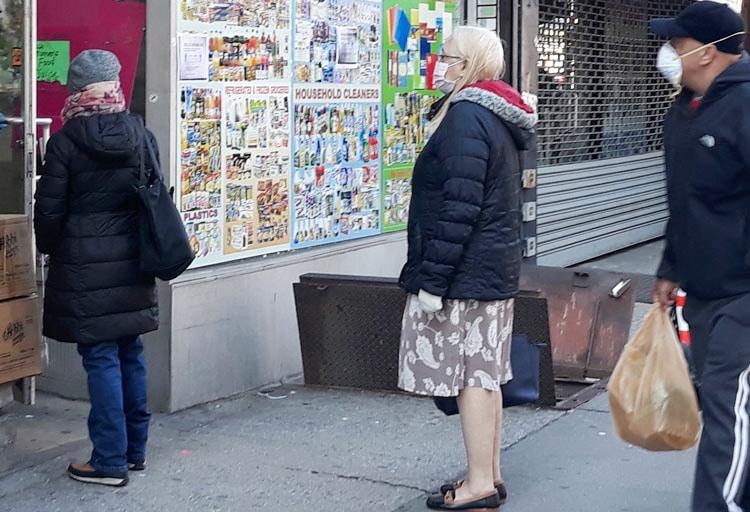 Por no acatar distanciamiento multas de US$500 en NY