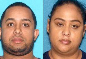 Dominicanos atrapados con 17 mil bolsitas de heroína y fentanilo