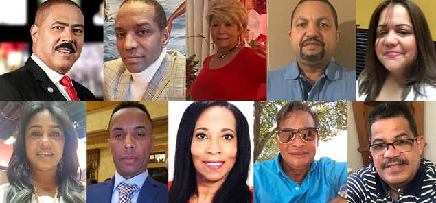 Dominicanos en EE.UU. apoyan medidas Danilo combatir covid-19