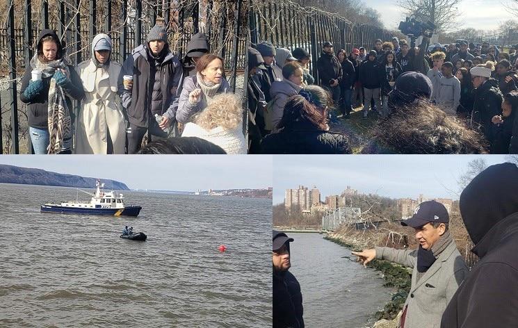 Dos jóvenes estudiantes dominicanos se ahogan en el río Hudson