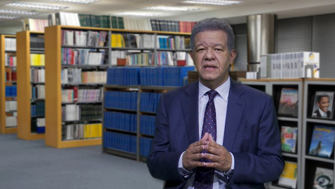 Leonel saluda medidas del Gobierno y sugiere acciones adicionales